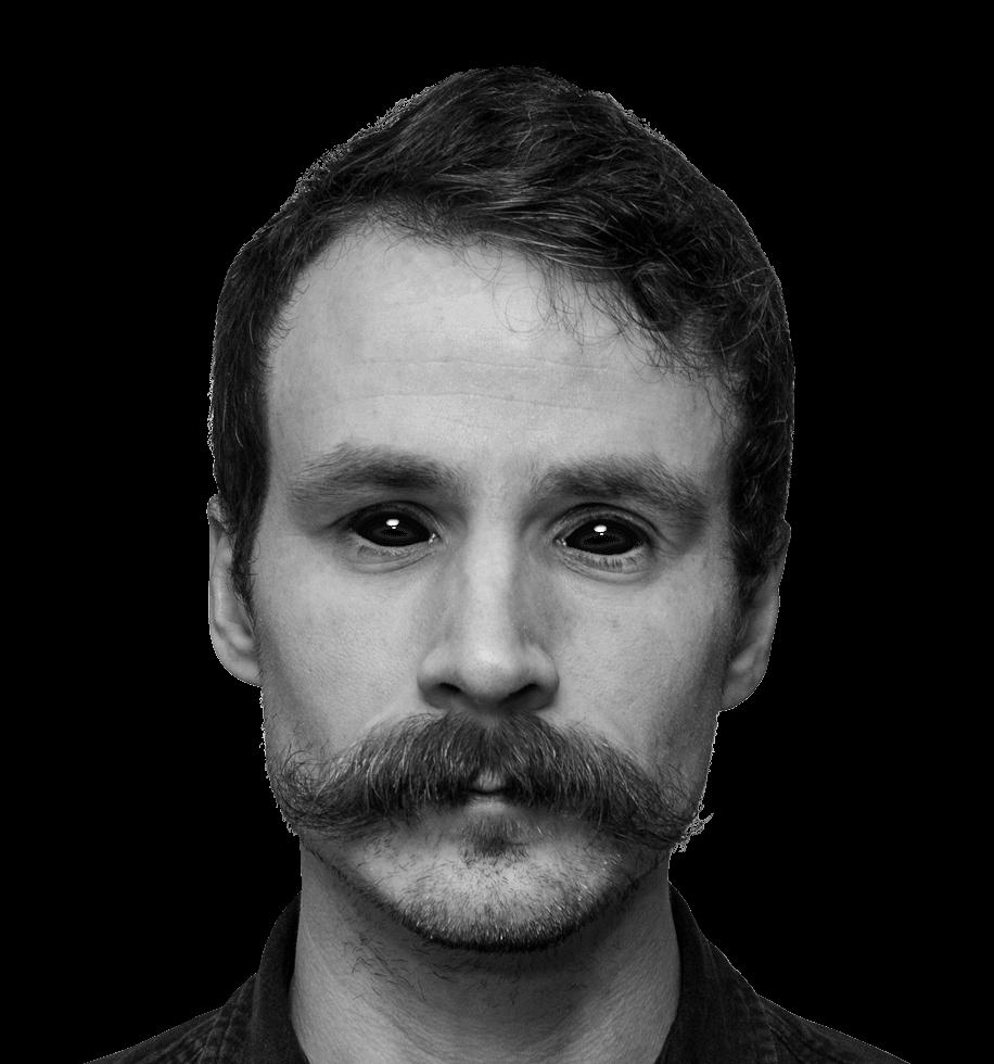 Tobias Wedel Portrait